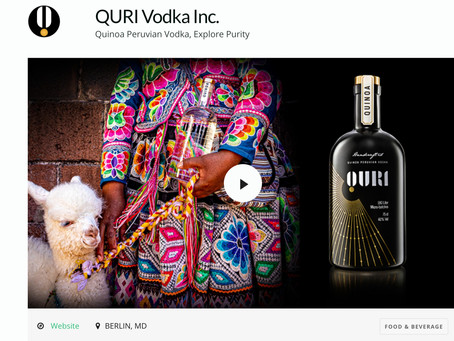 Equity Crowdfunding 101: Why Quri Vodka is Raising Capital From The Crowd on StartEngine