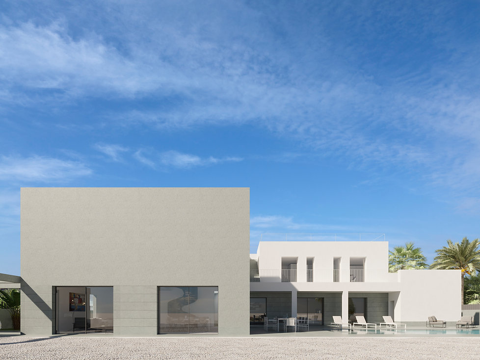 CARLES FAUS ARQUITECTURA - PROU HOUSE (1