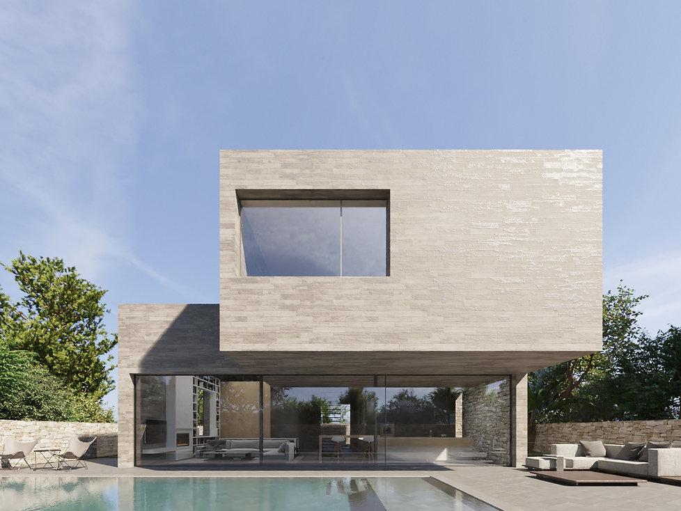 CARLES FAUS ARQUITECTURA - RUBIO HOUSE (