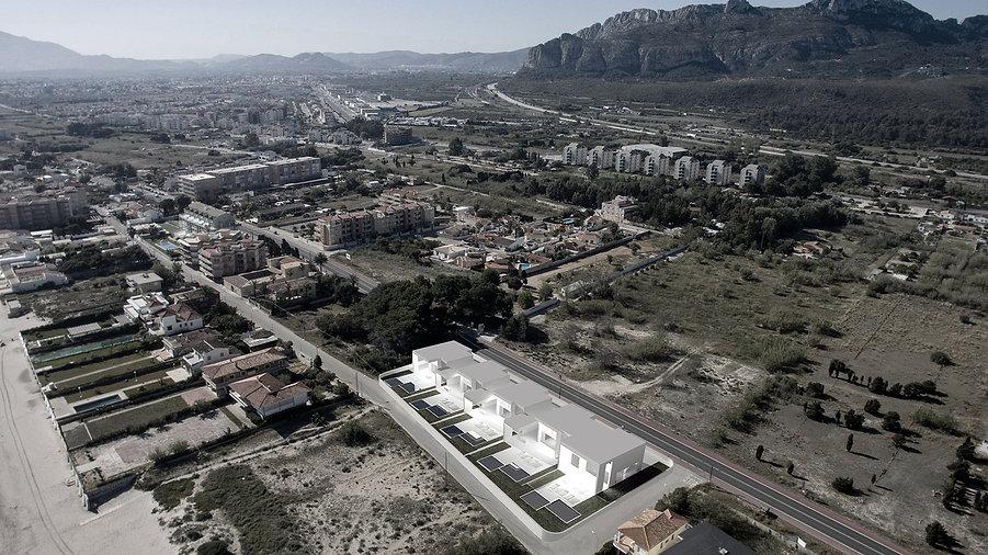 Les Deveses Houses - Denia - Alicante - La Marina Alta