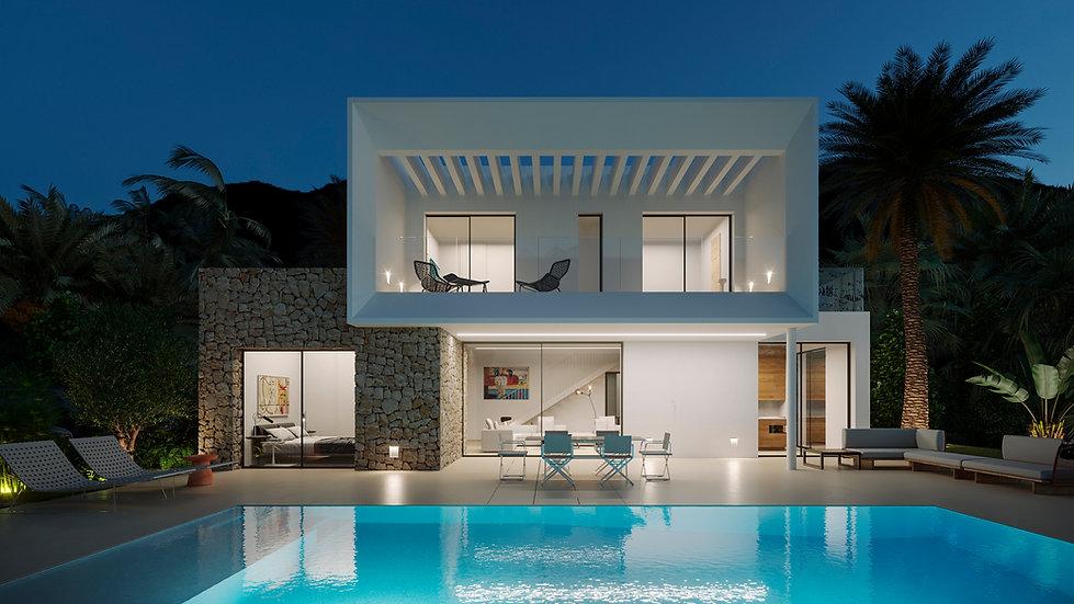 CARLES FAUS ARQUITECTURA - RAU HOUSE (1)