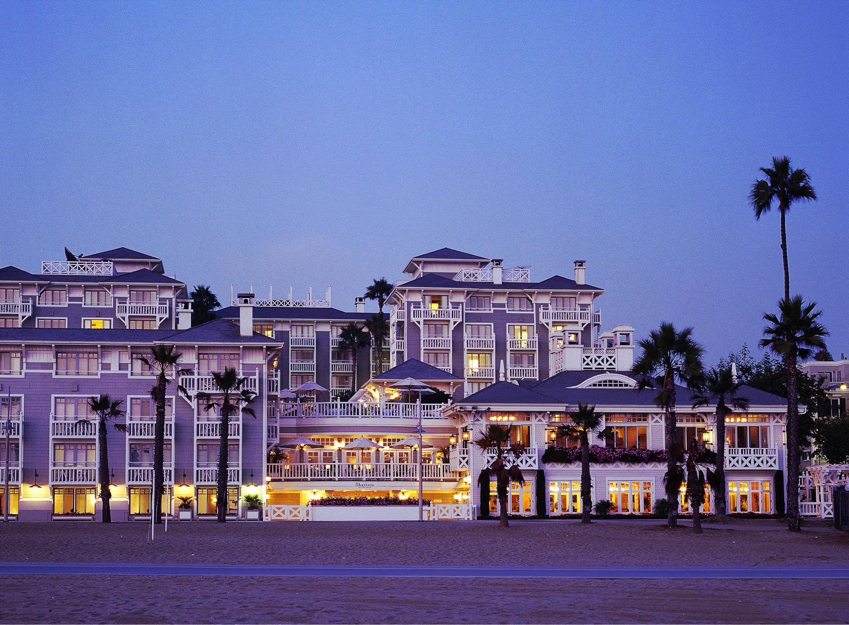 Shutters Hotel, Santa Monica, CA