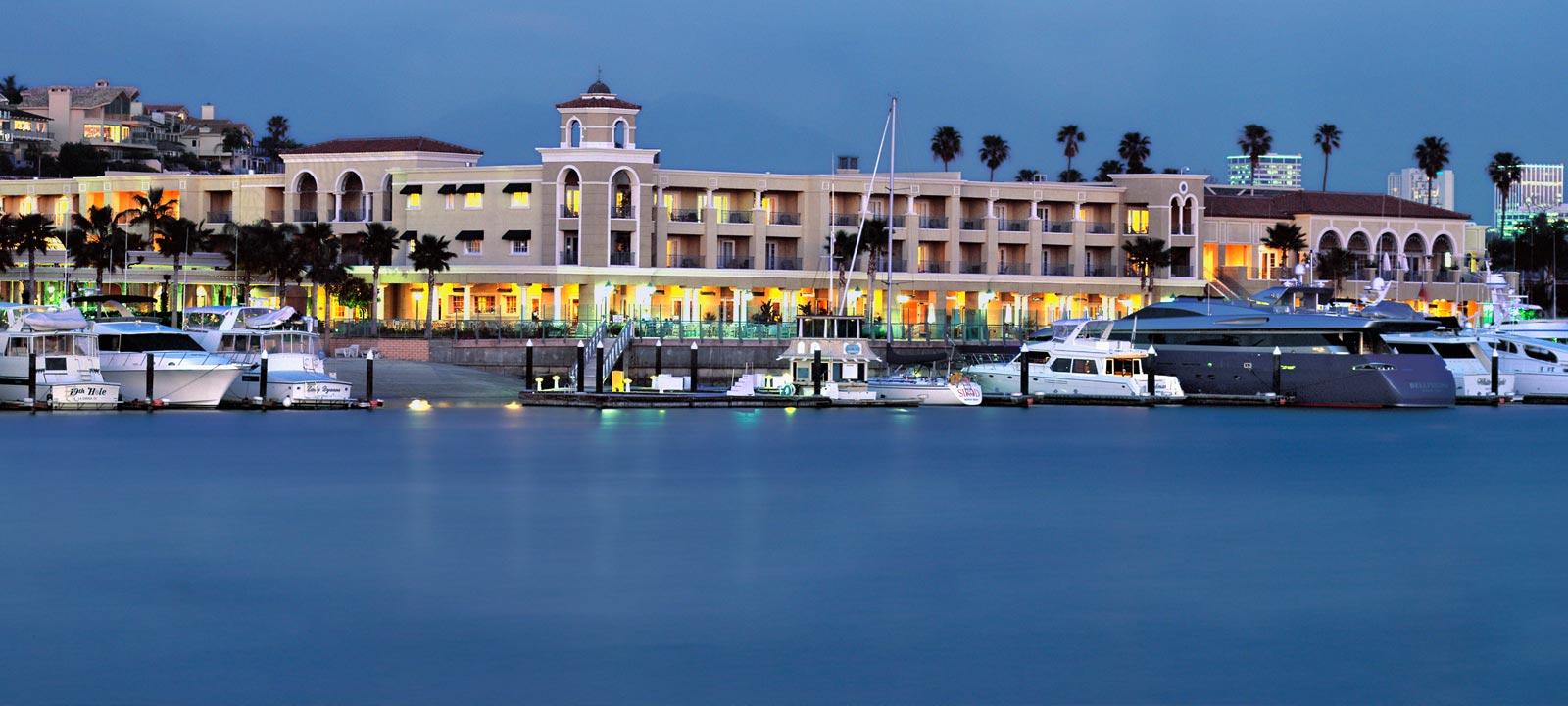 Balboa Bay Resort, Newport Beach, CA