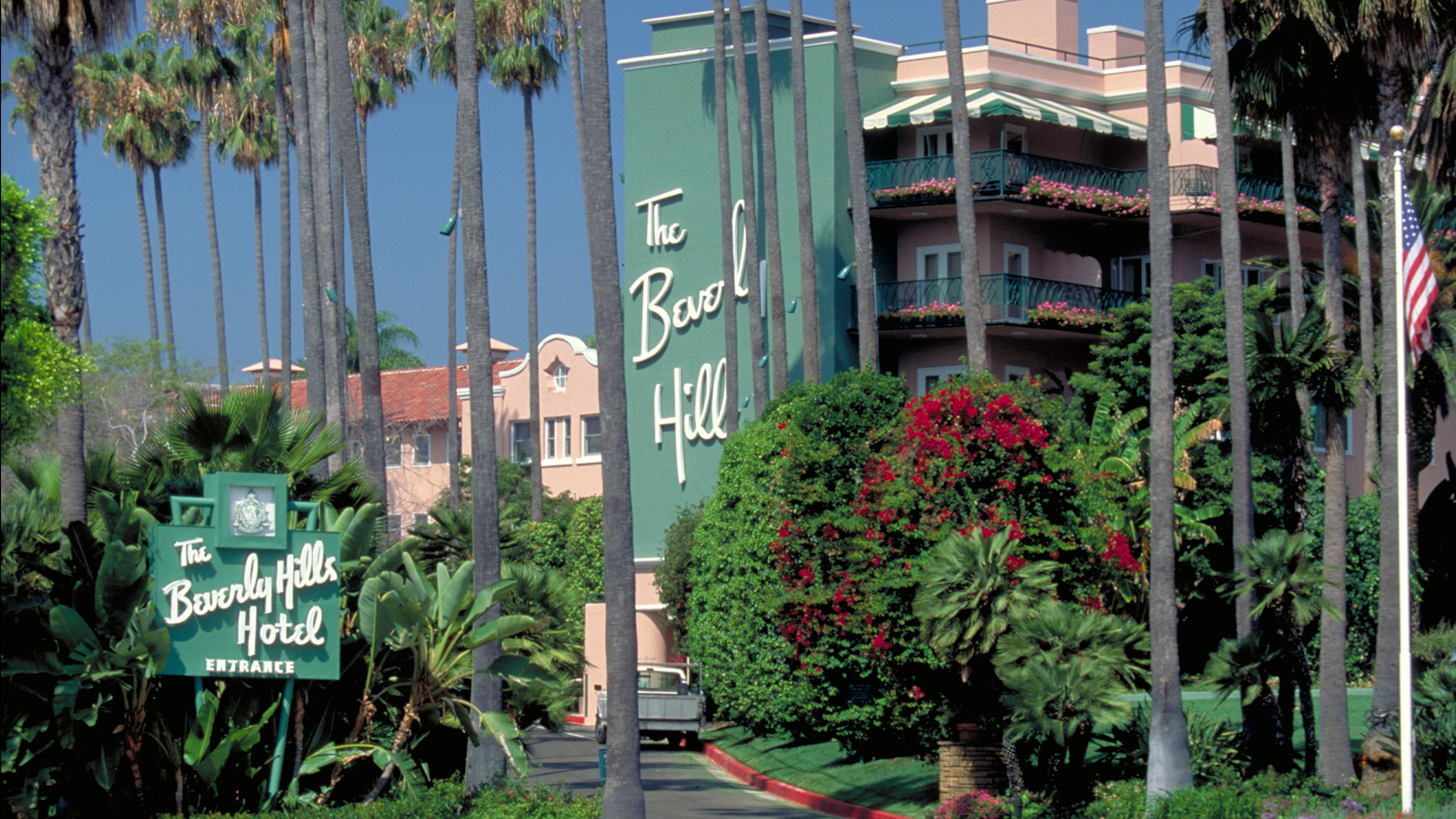 Beverly Hills Hotel, CA