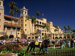 Del Mar Race Track, La Jolla, CA