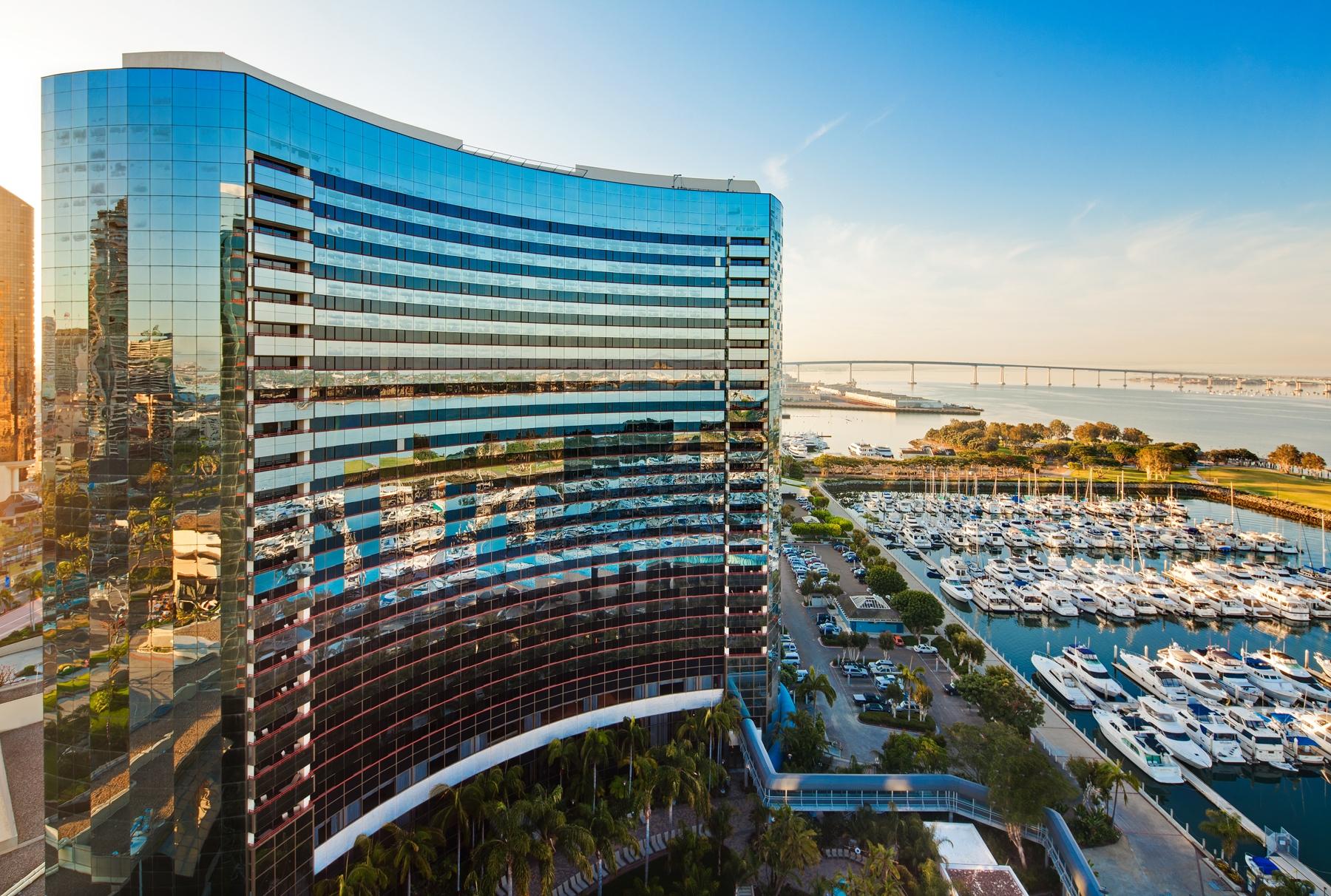Marriott Marquis, San Diego, CA