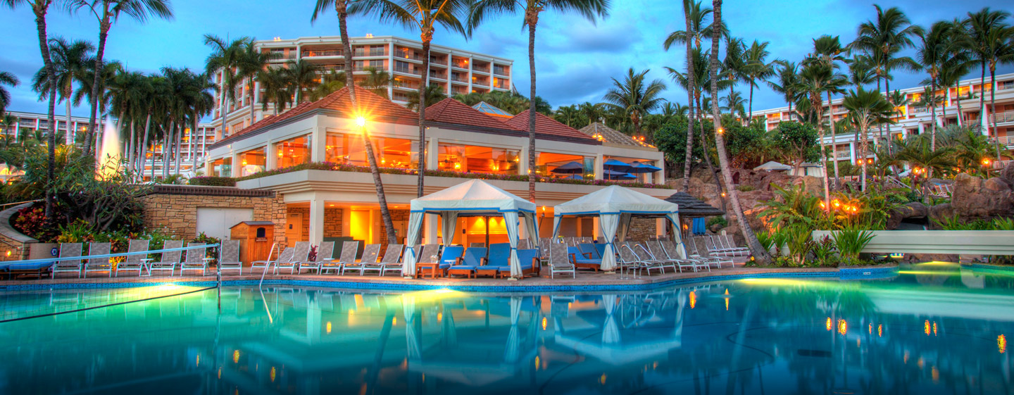 Grand Wailea Resort, HI