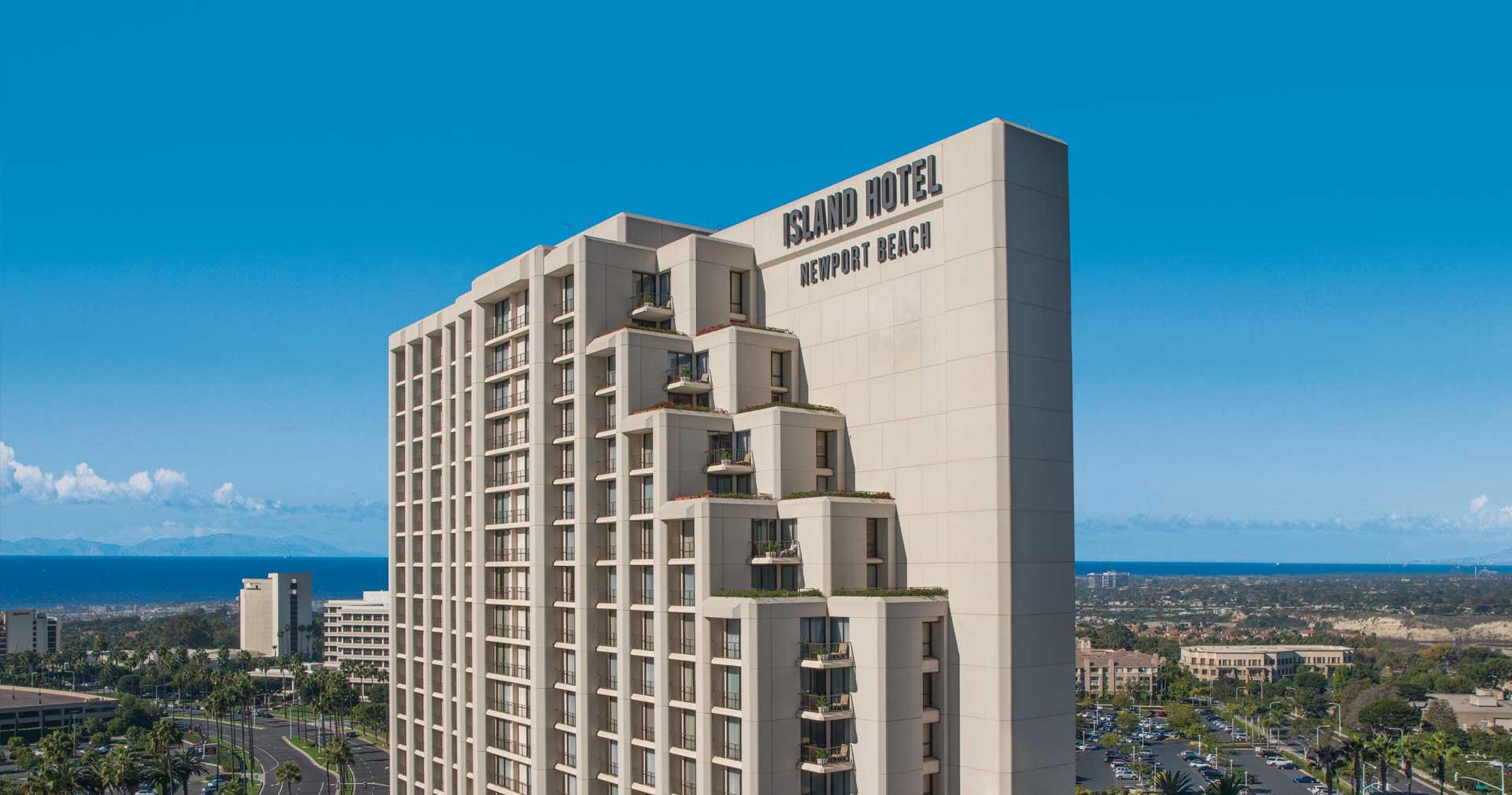 Island Hotel, Newport Beach, CA