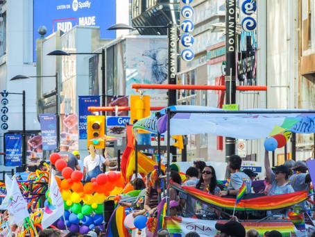 Toronto, Canada Pride (June 23, 2019)