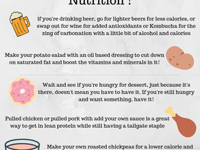 The Ultimate Tailgate Healthy Eating Guide