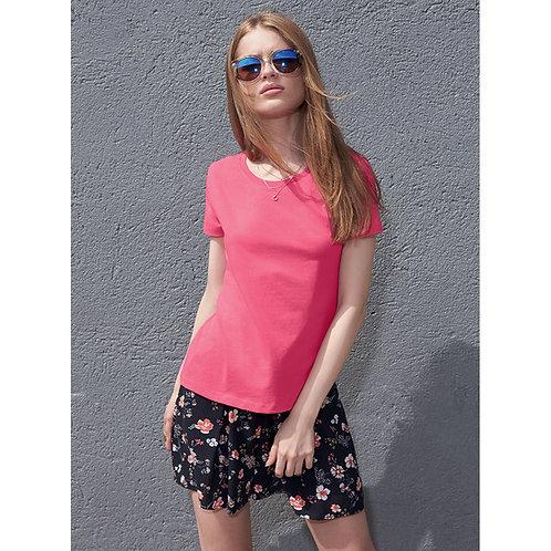 T-Shirt Donna in Cotone Organico