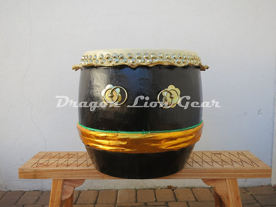 "21"" Kung Fu / Southern Lion Dance Drum"