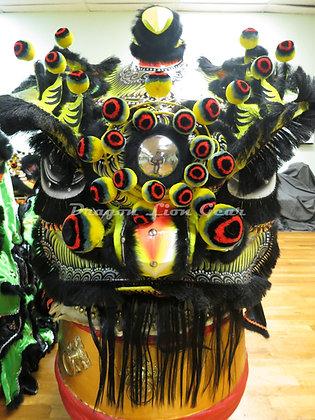 #2 Traditional Futsan Lion Set - HK54