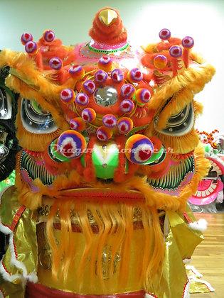 #2 Traditional Futsan Lion Set - HK59