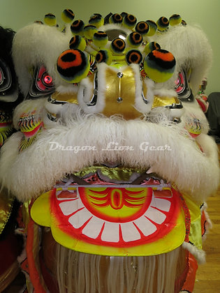#2 Traditional Futsan Lion Set - HK55