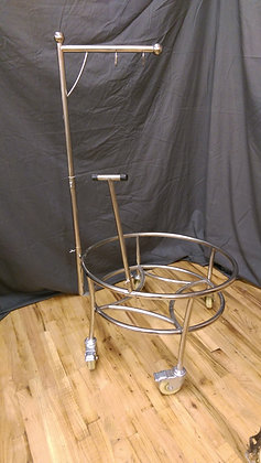 Drum Cart with Gong Stand
