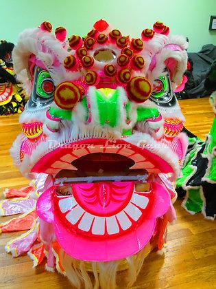 #2 Traditional Futsan Lion Set - HK41