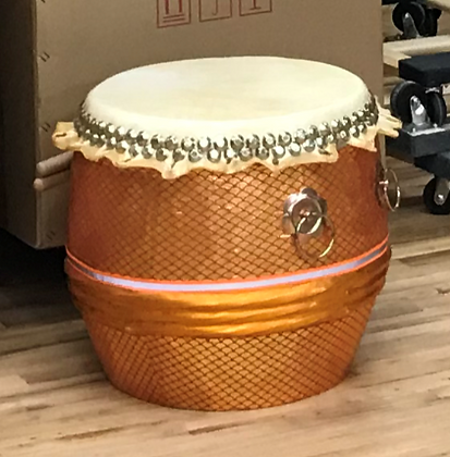 """18.5"""" Southern Style Kung fu / Lion Dance Drum"""