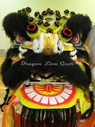 #2 Traditional Futsan Lion Set - HK53