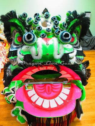 #2 Traditional Futsan Lion Set - HK56