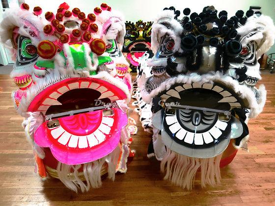 #2 Traditional Futsan Lion - Perfect Pair 4149