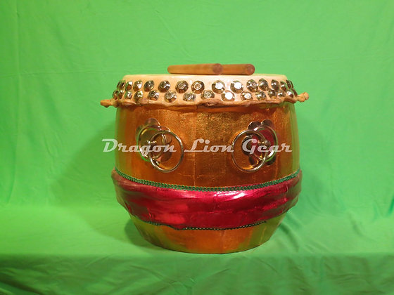 """13"""" Southern Style Lion Dance Drum"""