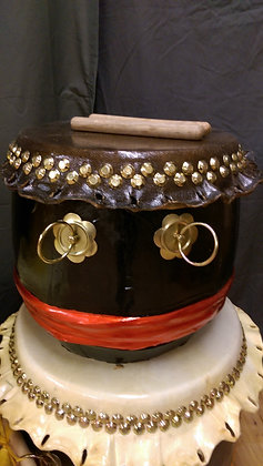 """19"""" Southern Style Kung fu / Lion Dance Drum"""