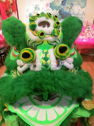 #2 Modern Futsan Lion Green