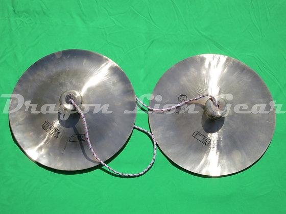 12' Bronze Cymbals