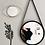 Thumbnail: Espelho Adnet Preto