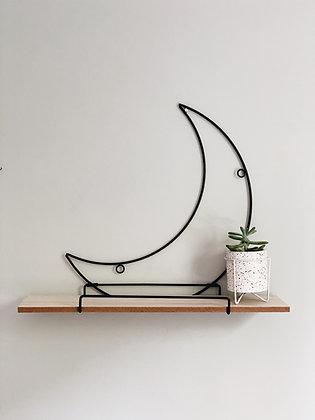 Prateleira Meia Lua