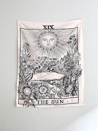 "Bandeira Tarot ""The Sun"""