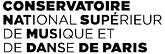 CONSERVATOIRE NATIONAL SUPERIEUR DE MUSIQUE ET DE DANCE DE PARIS