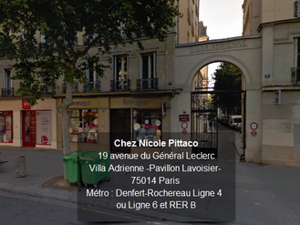 VENTE PRIVÉE PARISIENNE
