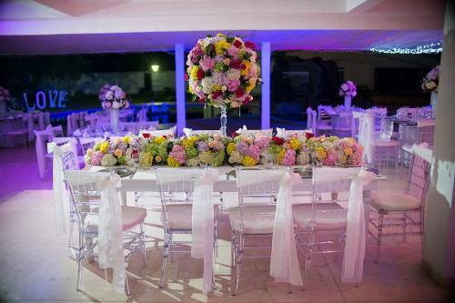 Hermosas Decoraciones florales