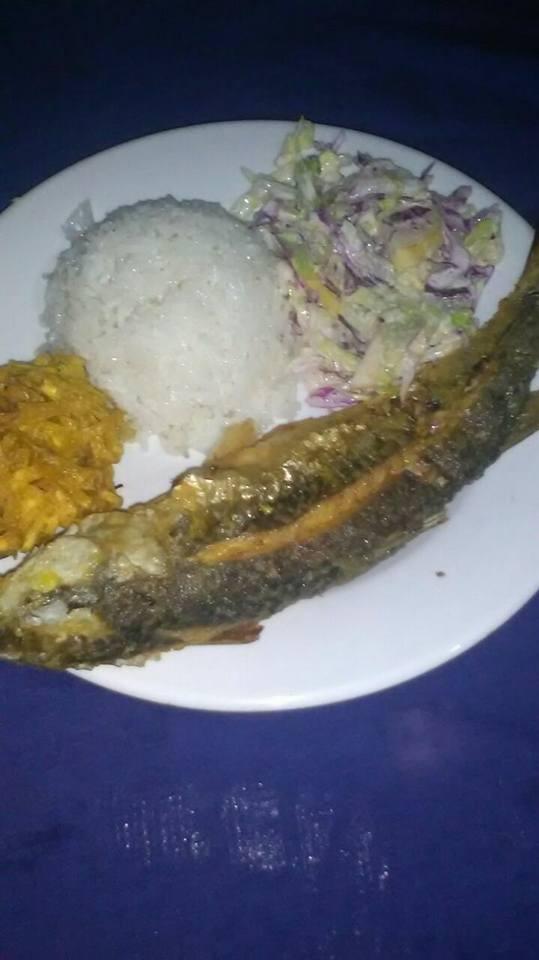 La Deliciosa Gastronomía de Pacific Blue