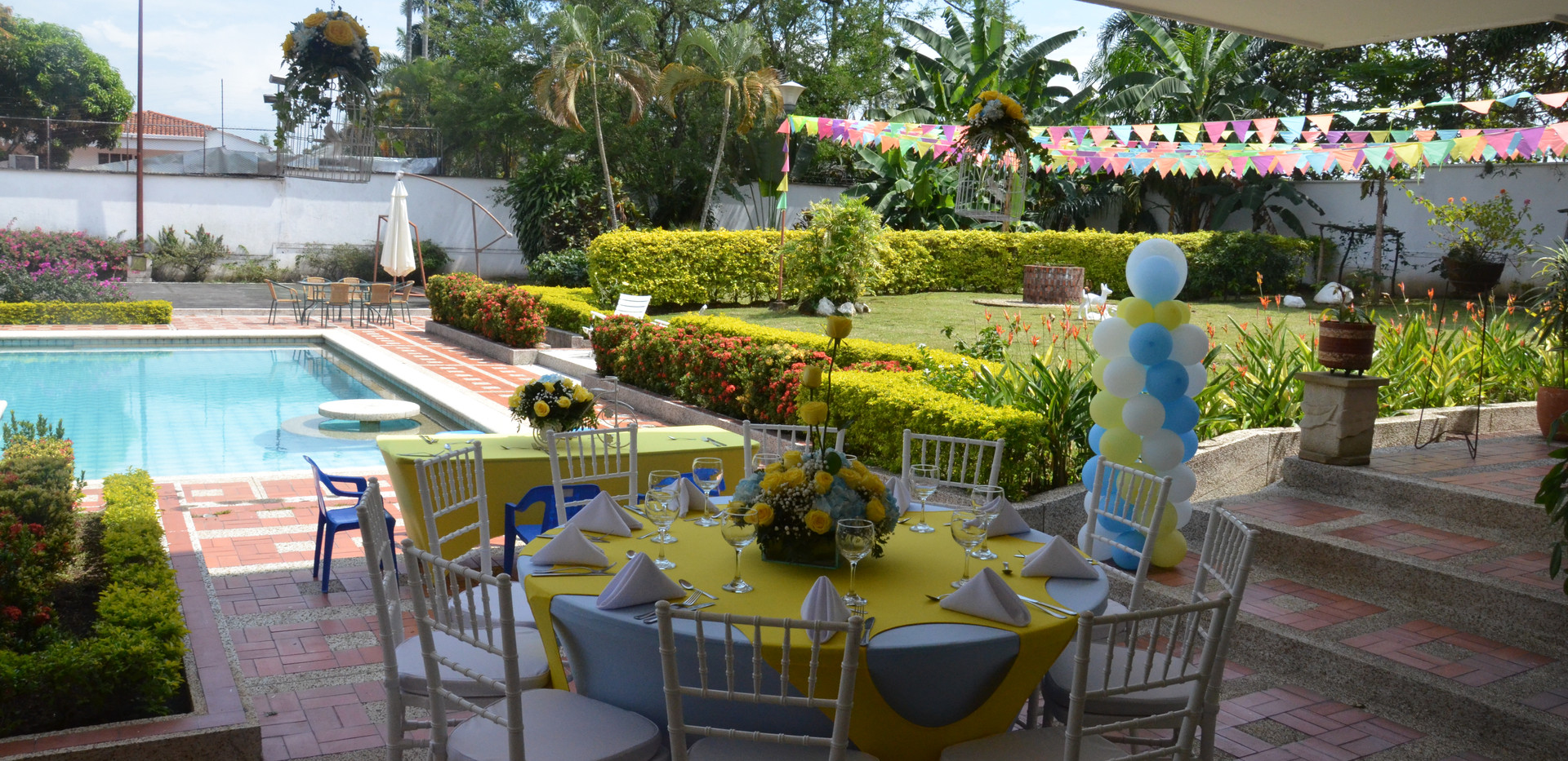 Bautizos y Baby Shower