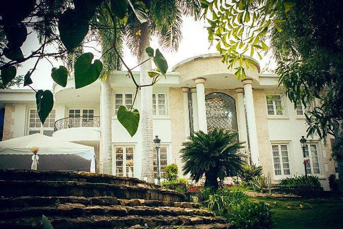 casa de lujo para tu boda