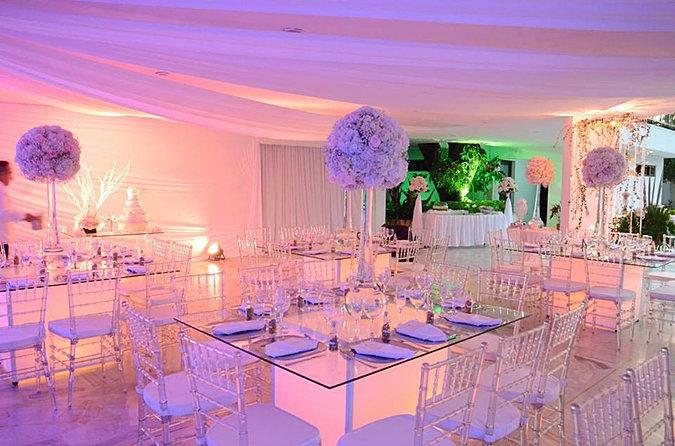 Casas campestres y fincas para bodas for Decoracion salon fotos