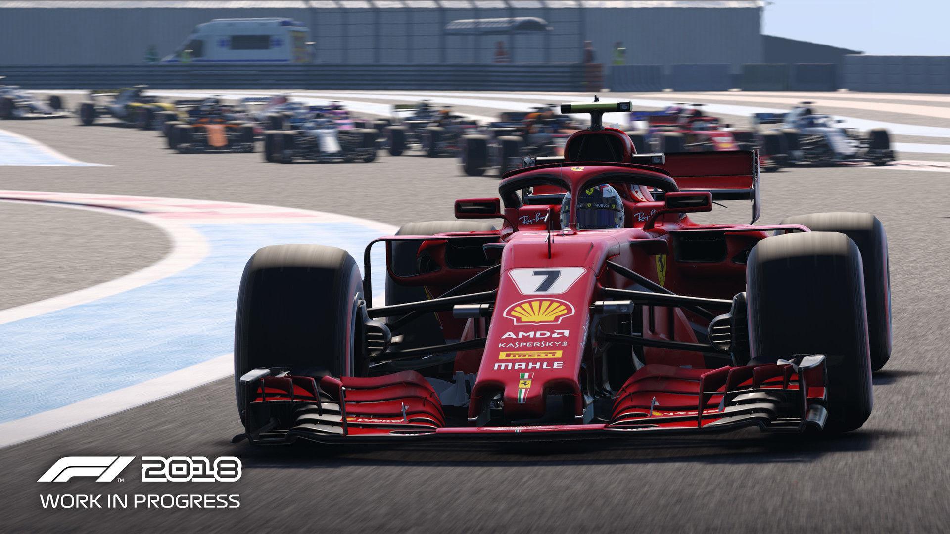 F1 2018 - PC