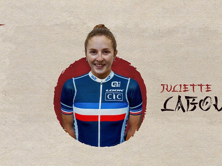 Cyclisme : Juliette Labous aux J.O.