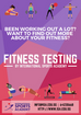 ISA Fitness Testing @ actiFIT Asia 2019