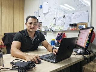 Spotlight on ECU Alumni: Roy Chan