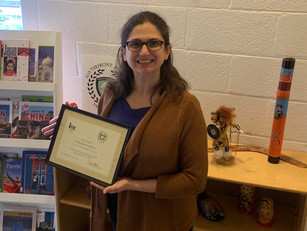 Waterfront Academy is Recognized and Accredited as a Montessori school by IMC