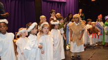 Nativity Play a Success at CHAW