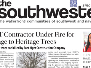 The Southwester publishes Waterfront Academy students' work