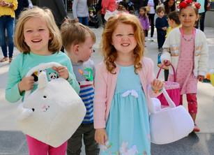 Easter Monday Easter Egg Hunt