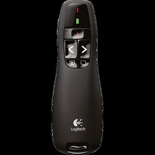 Apresentador Logitech Laser Point R400
