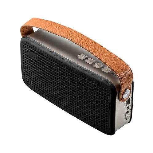 Caixa de Som Bluetooth Hands Free Pulse Preta - SP247 SP247