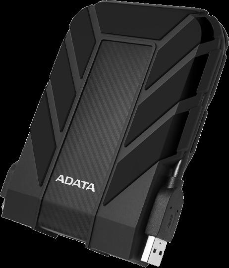 HD Externo Adata Anti-Queda, à Prova D´água, IPX68 Durable HD710 Pro USB 3.2, 1T